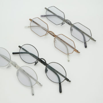 MYKITA Maison Margiela 眼鏡としてプレーンで使用しやすい形