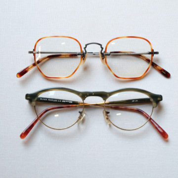 OLIVER PEOPLES 1980's~1990's