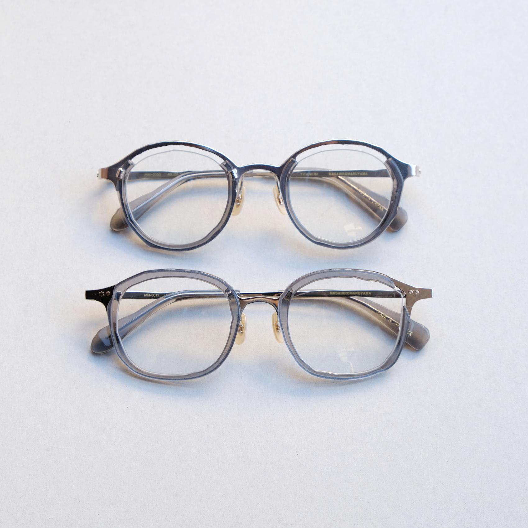 MASAHIRO‐MARUYAMA‐MM-0055-MM-0011-GREY/SILVER