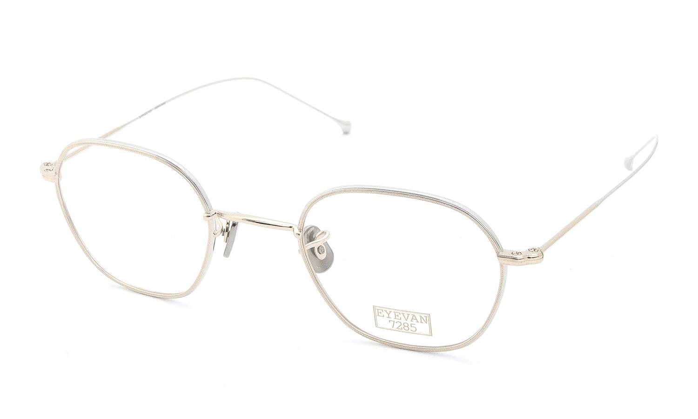 EYEVAN 7285 メガネ 151 C.90011 [10th]