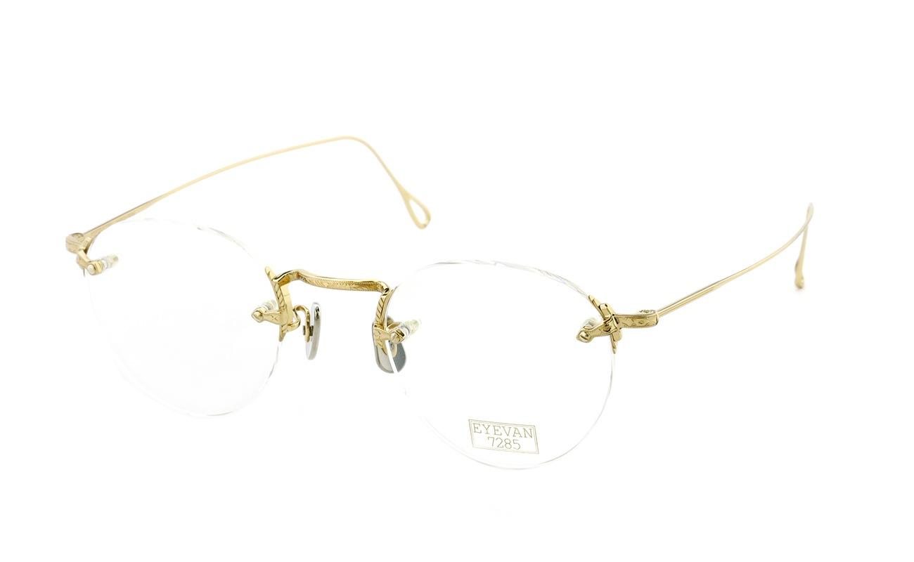 EYEVAN 7285 メガネ 140 C.900 [7th]