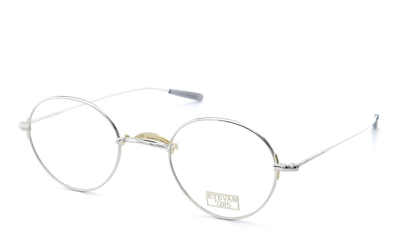 EYEVAN 7285 メガネ 142 C.80016 [8th]
