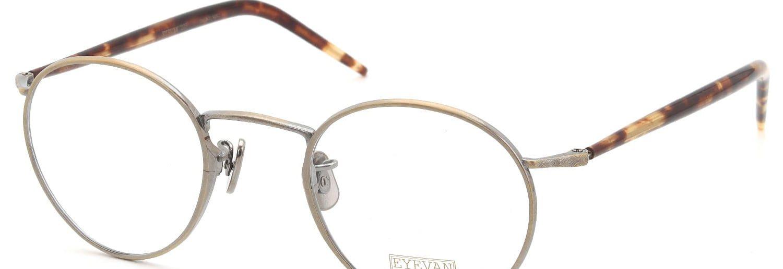 EYEVAN 7285 メガネ 214 C.901 [SS2019]