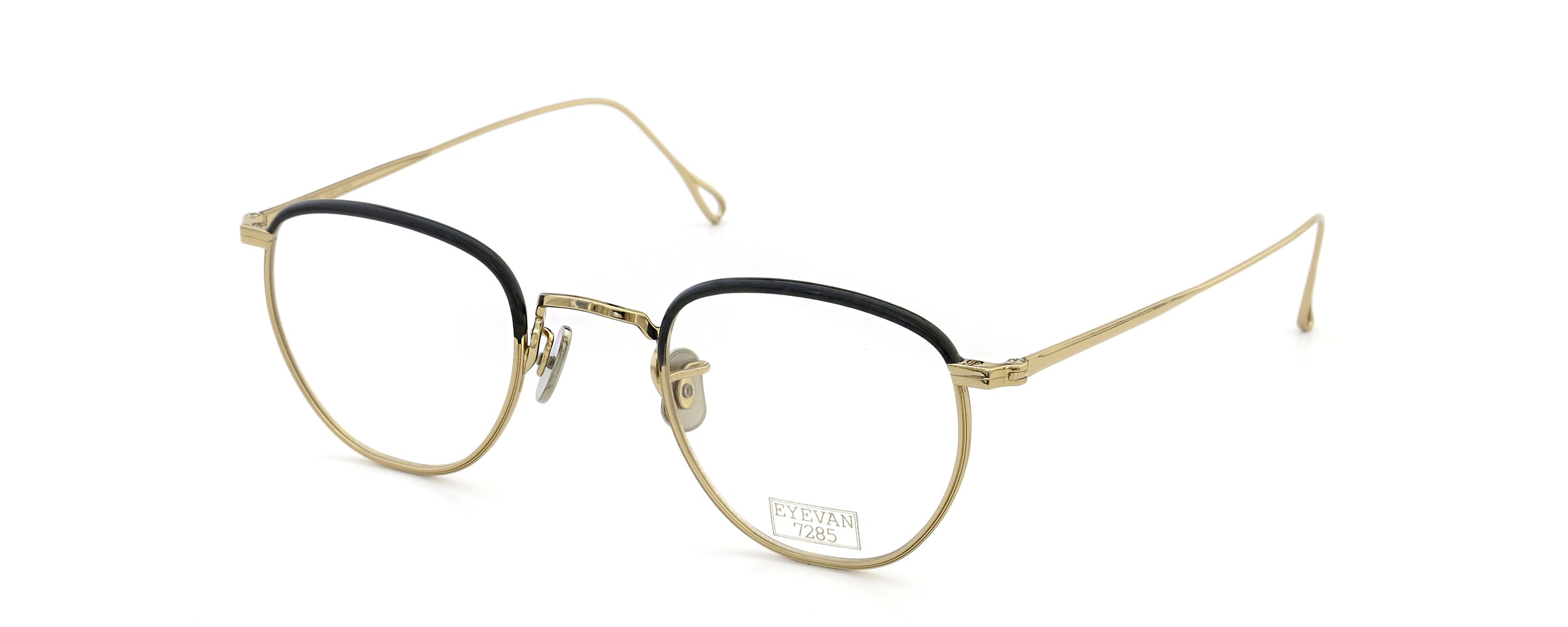 EYEVAN 7285 549 9007 BLACK/EYEVAN GOLD