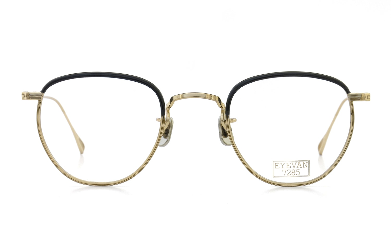 EYEVAN 7285 549 9007 BLACK/EYEVAN GOLD 2