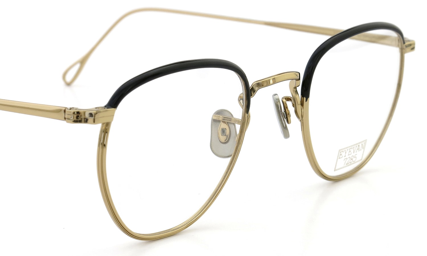 EYEVAN 7285 549 9007 BLACK/EYEVAN GOLD 6