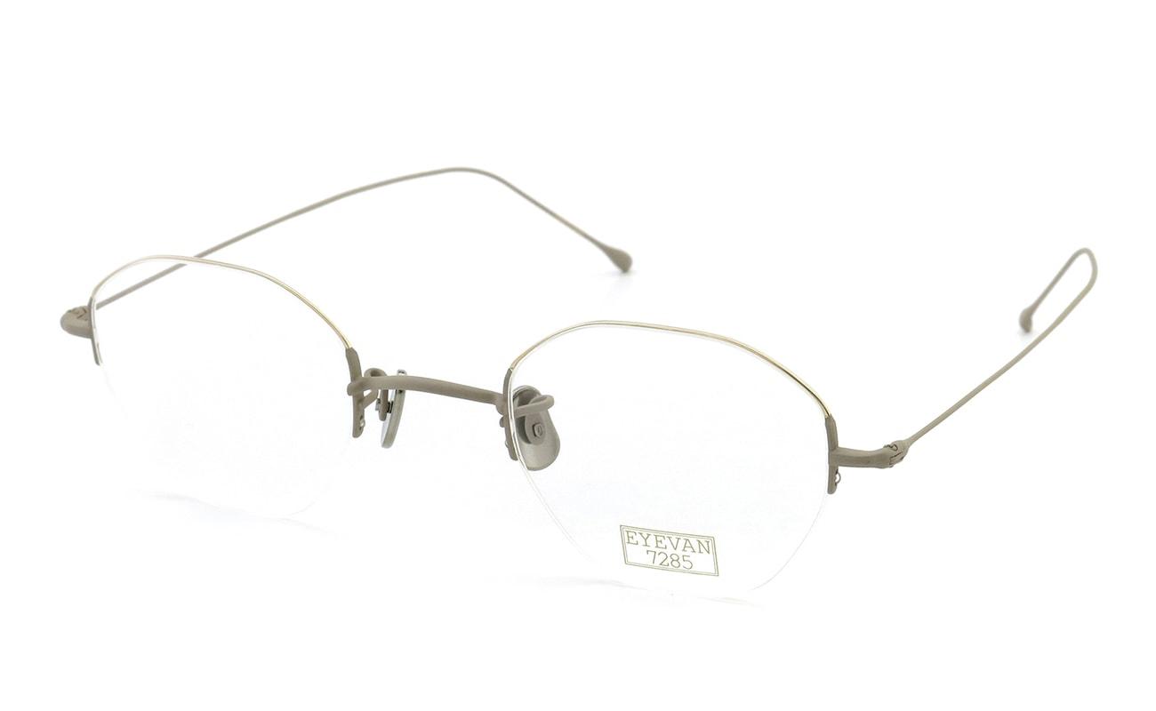 EYEVAN 7285 メガネ 147 C.9080 [9th]