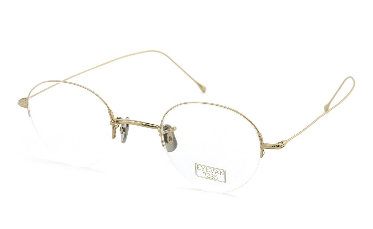 EYEVAN 7285 メガネ 148 C.900 [9th]