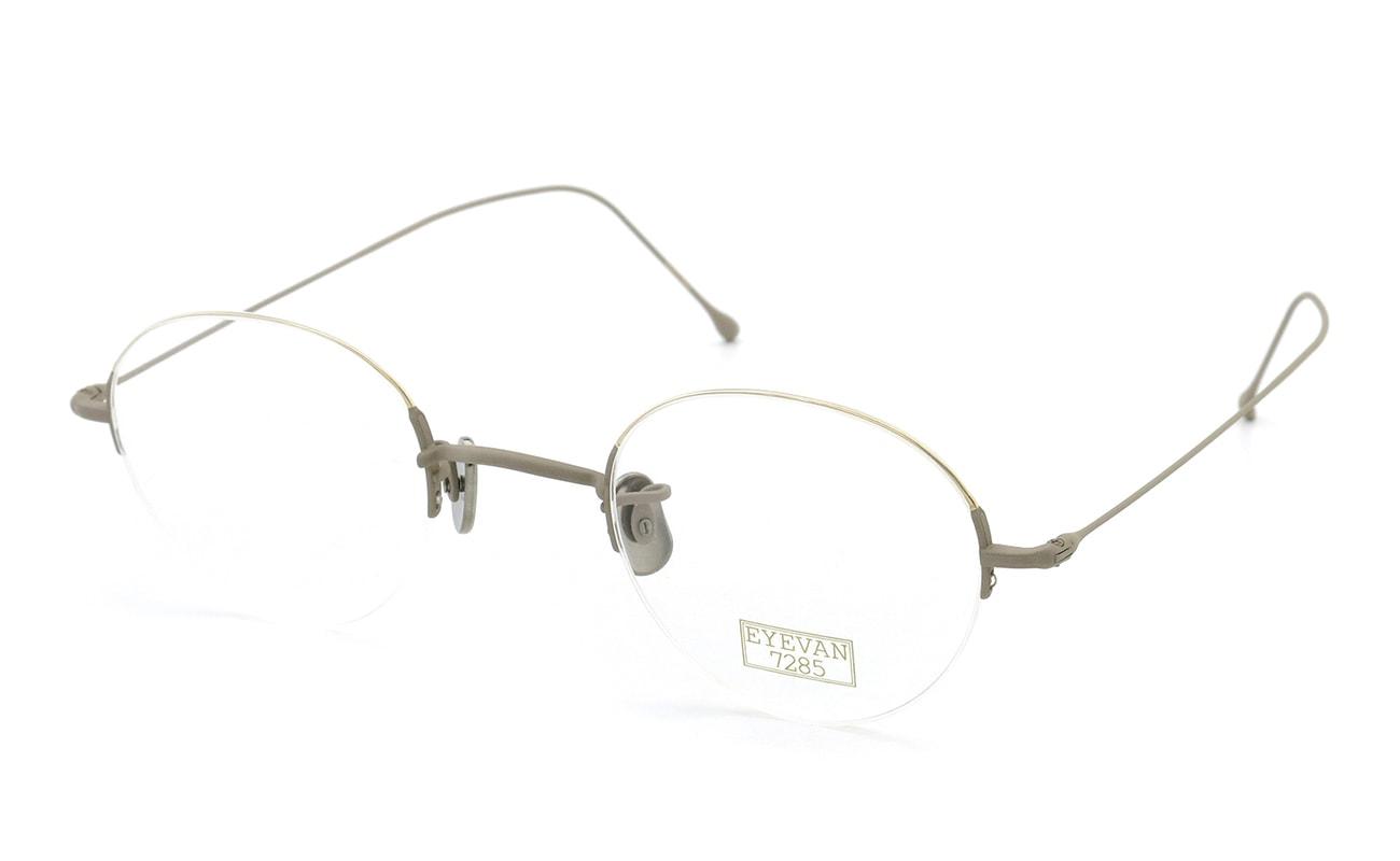 EYEVAN 7285 メガネ 148 C.9080 [9th]