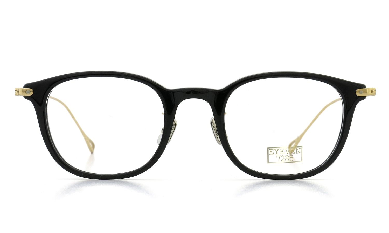 EYEVAN 7285 415 1002 BLACK/EYEVAN GOLD 2