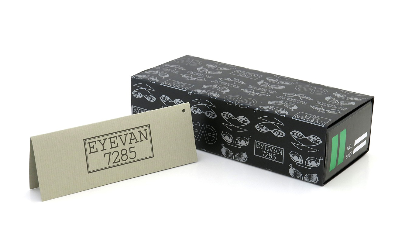 EYEVAN 7285 549 9007 BLACK/EYEVAN GOLD 29