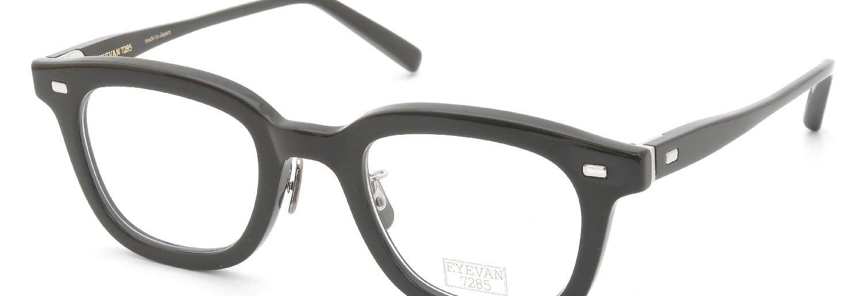 EYEVAN 7285 メガネ 322 C.411 [SS2019]