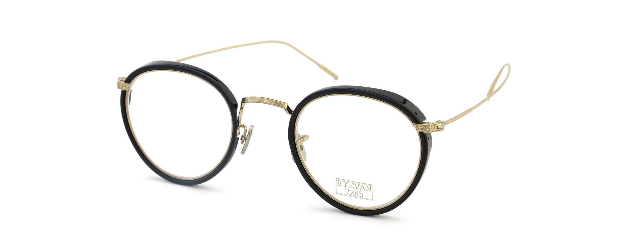 EYEVAN 7285 553 1002 BLACK/EYEVAN GOLD