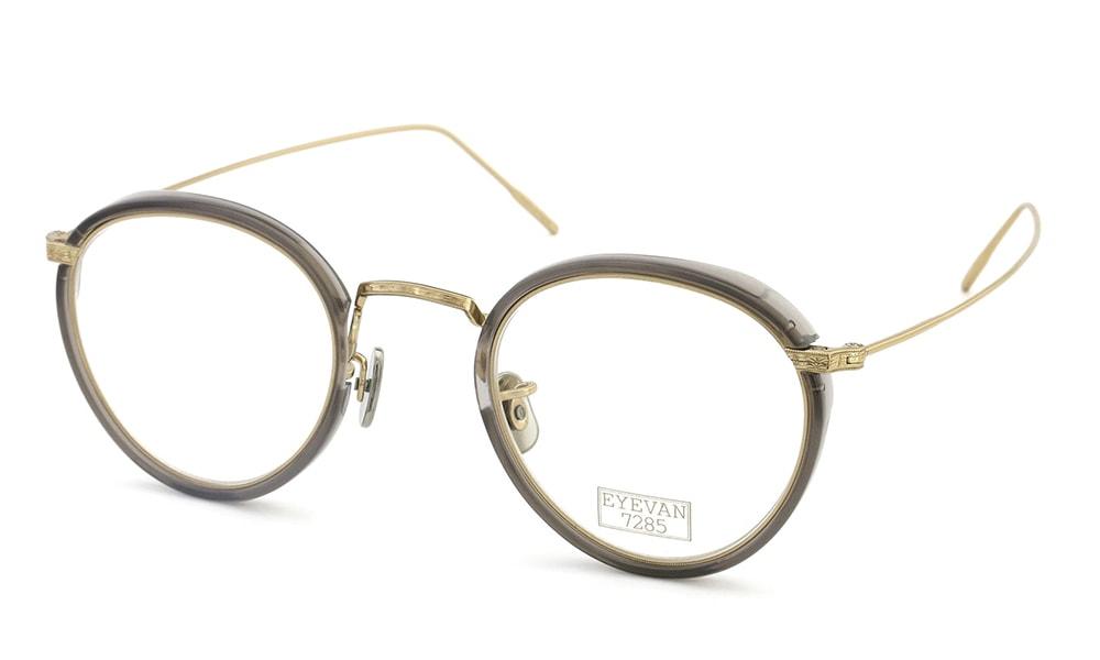 EYEVAN 7285 メガネ 553 C.1030 [7th]