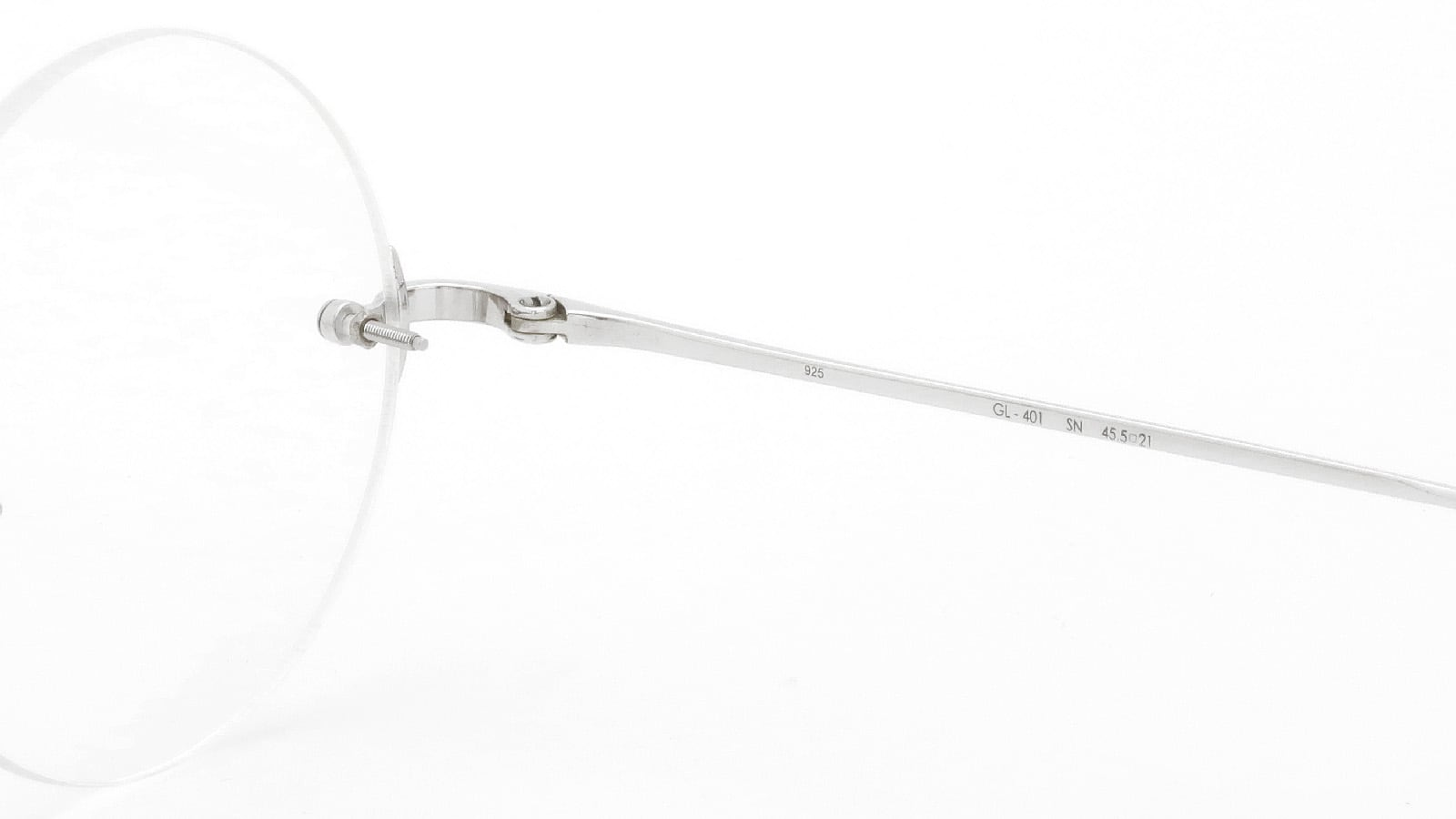 GERNOT LINDNER GL400 mod.401 col.SN (Silver without-coating) 11