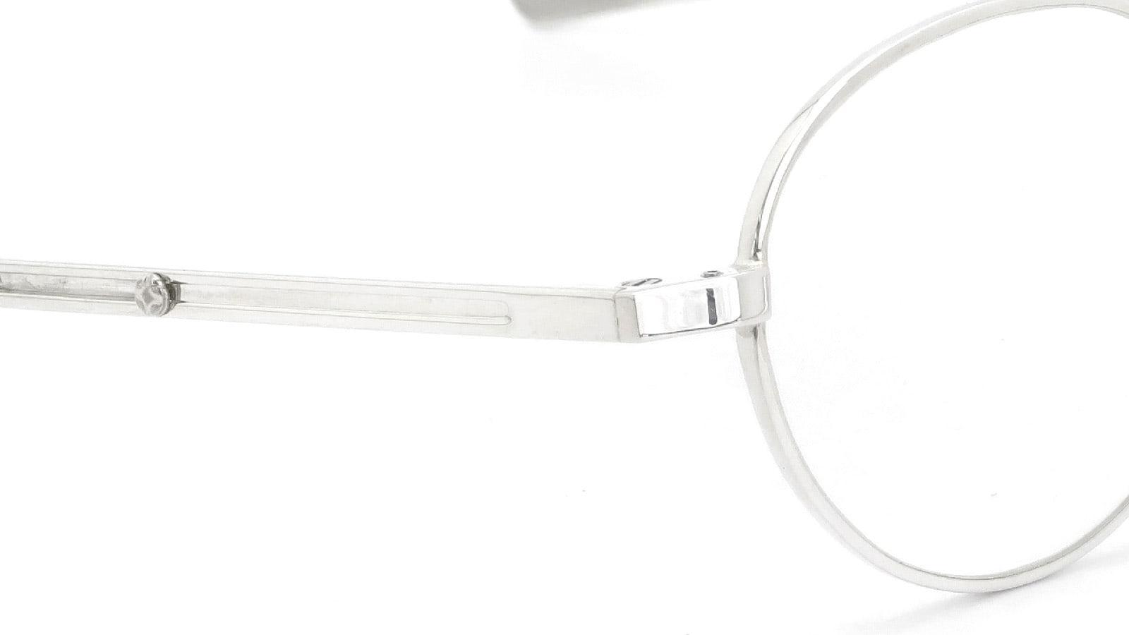 GERNOT LINDNER GL150 mod.151 Medium-Bridge Adjustable SN-X (Silver without coating) 5