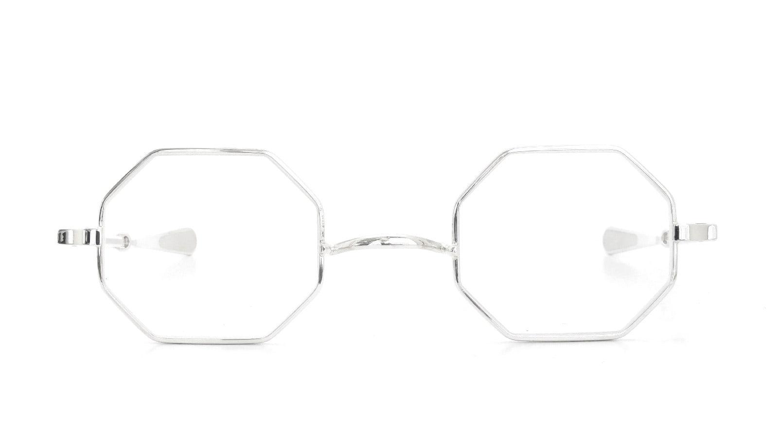 GERNOT LINDNER GL150 mod.158 Medium-Bridge Adjustable SN-X (Silver without coating) 2