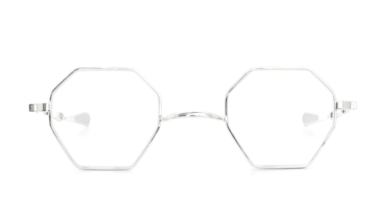 GERNOT LINDNER GL150 mod.159 Medium-Bridge Adjustable SN-X (Silver without coating) 2