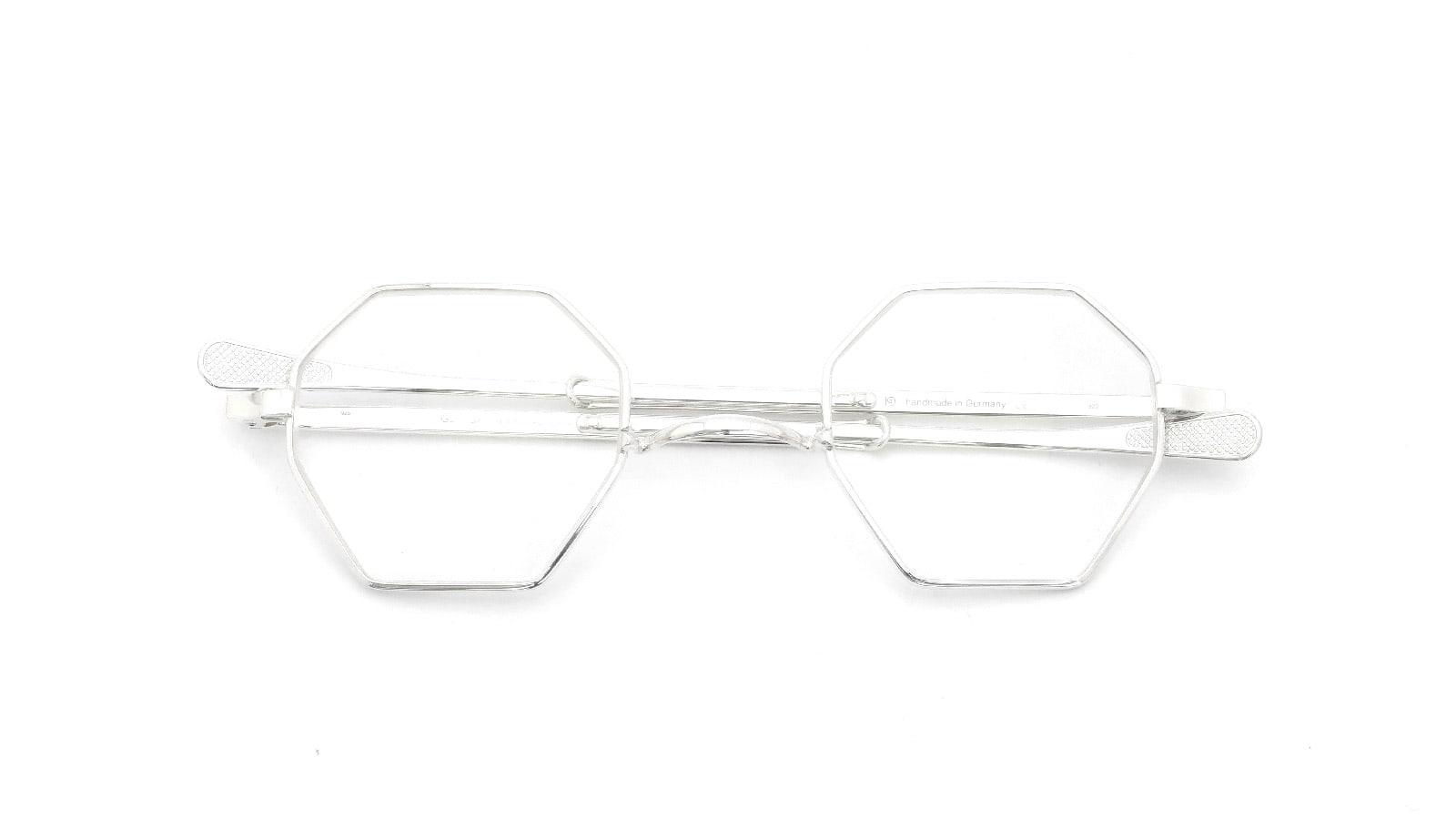 GERNOT LINDNER GL150 mod.159 Medium-Bridge Adjustable SN-X (Silver without coating) 4