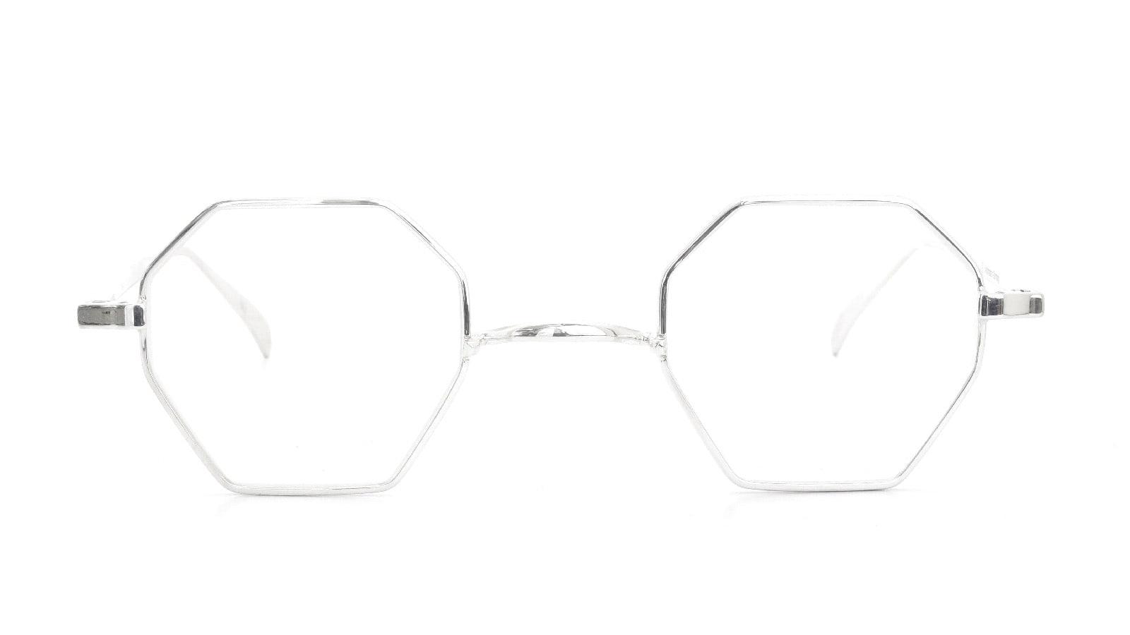 GERNOT LINDNER GL150 mod.159 Medium-Bridge Golf SN-X (Silver without coating) 2