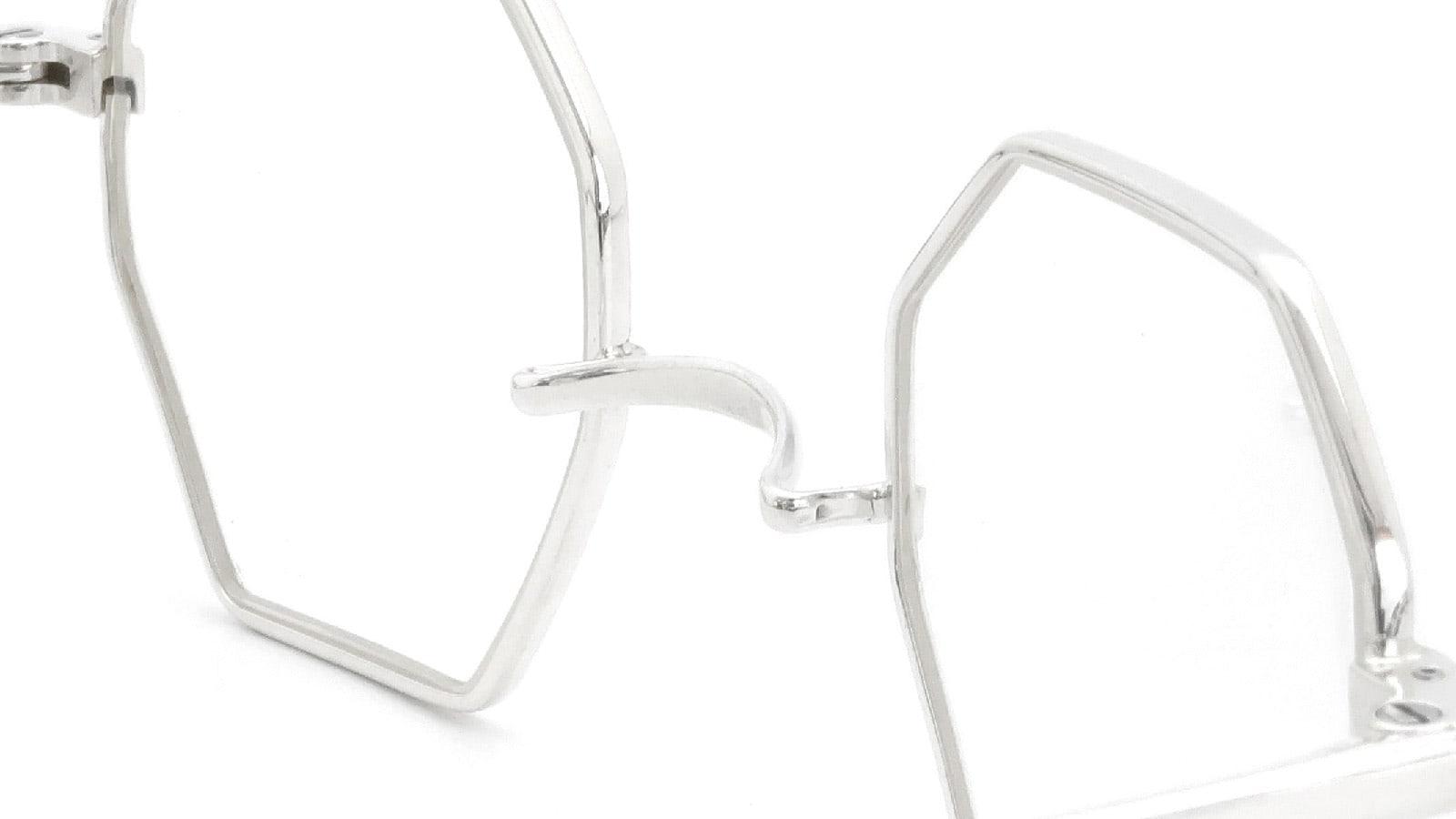 GERNOT LINDNER GL150 mod.159 Medium-Bridge Golf SN-X (Silver without coating) 8