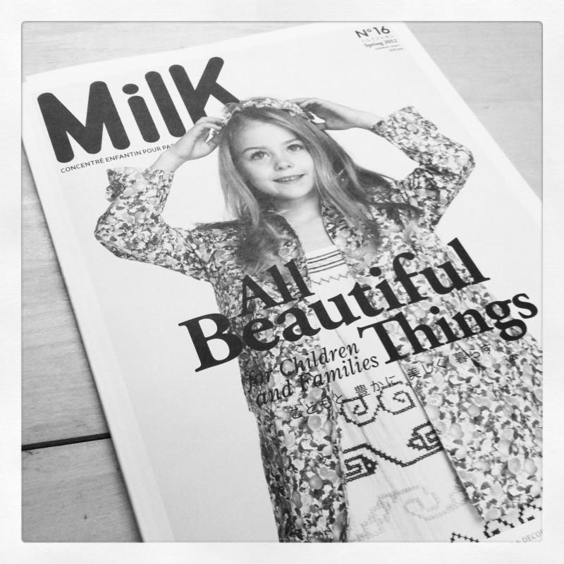 milk japon