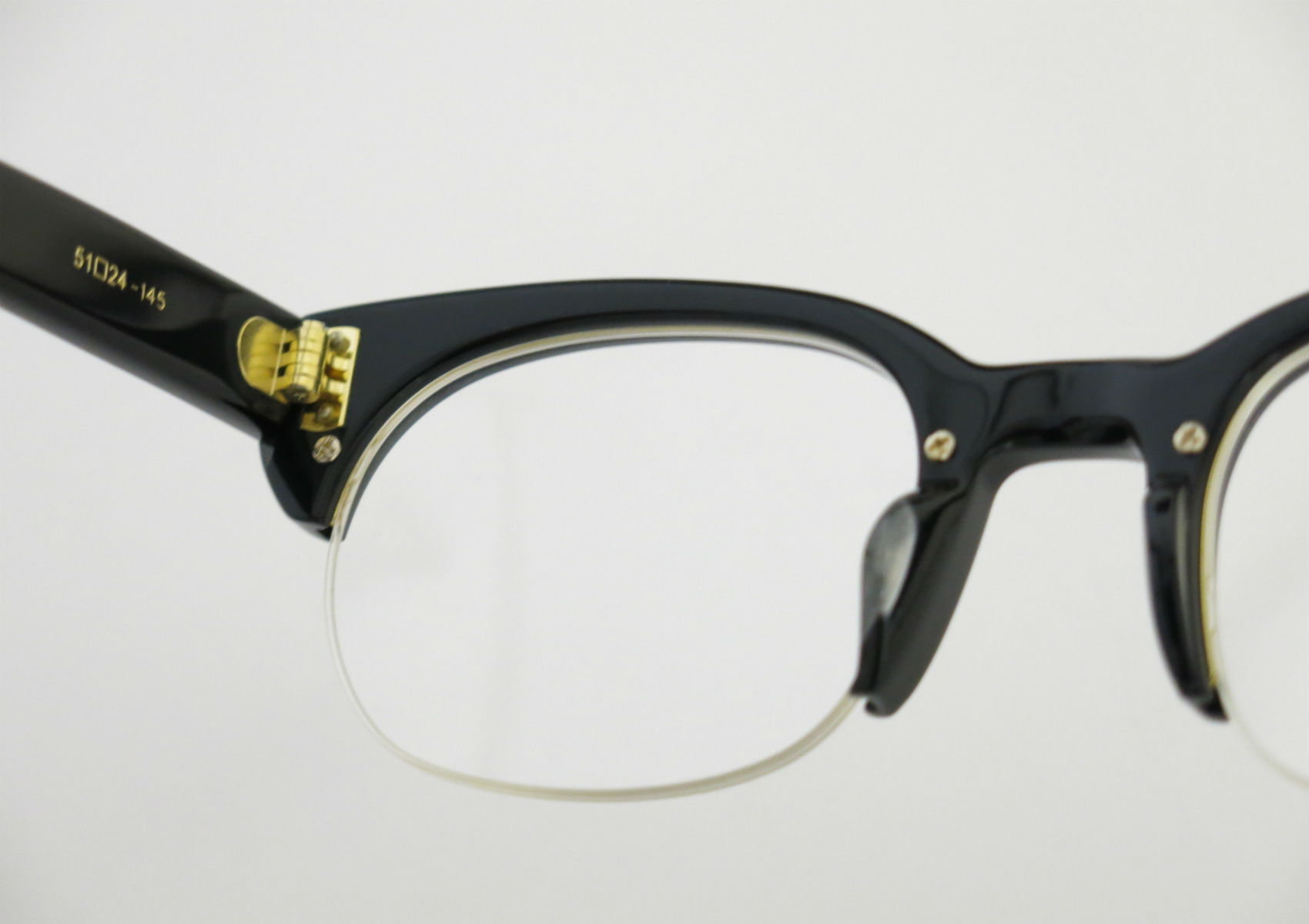 OLIVER GOLDSMITH NSL3 NERO