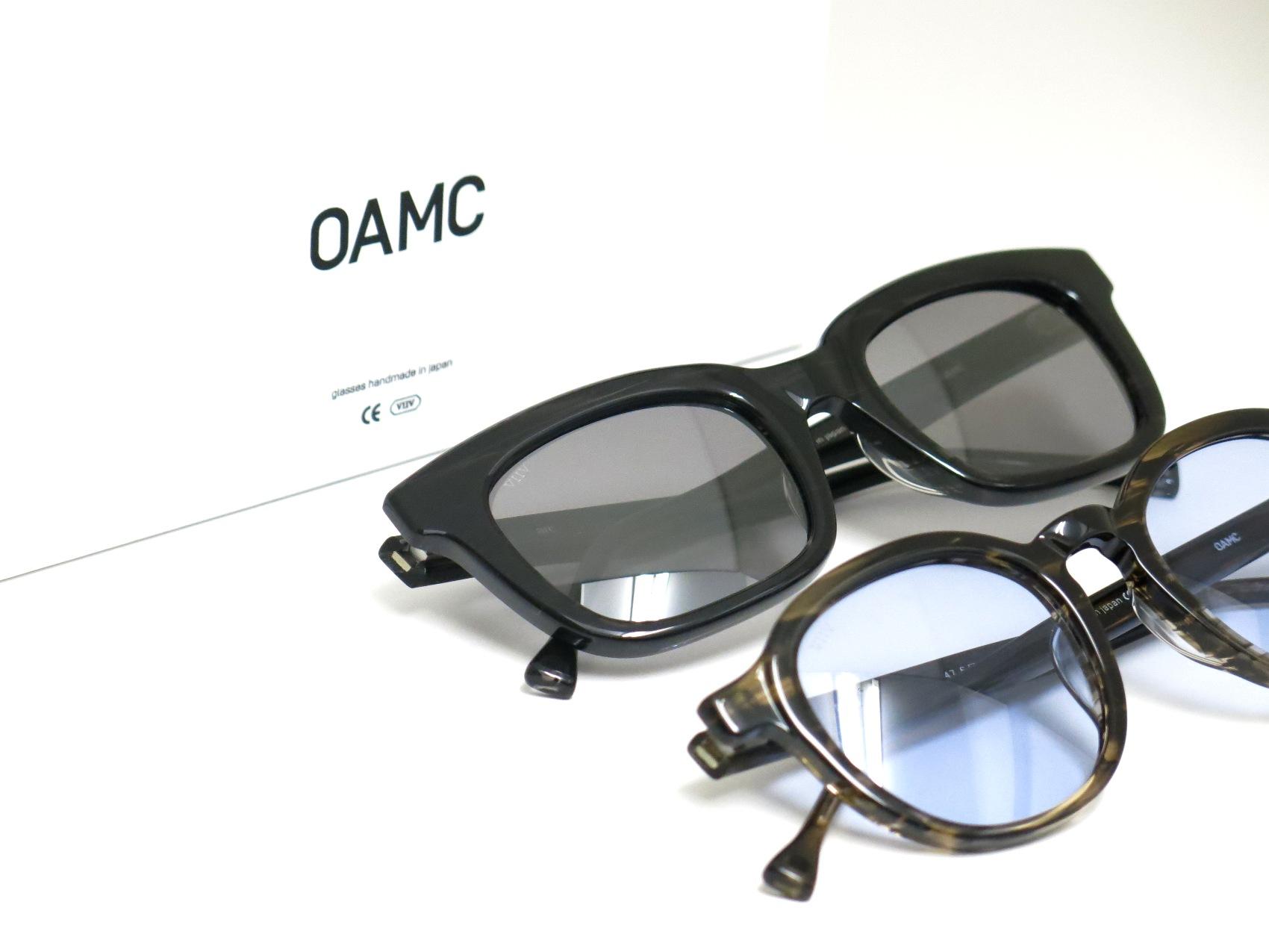 OAMC / ark,aero 新色入荷