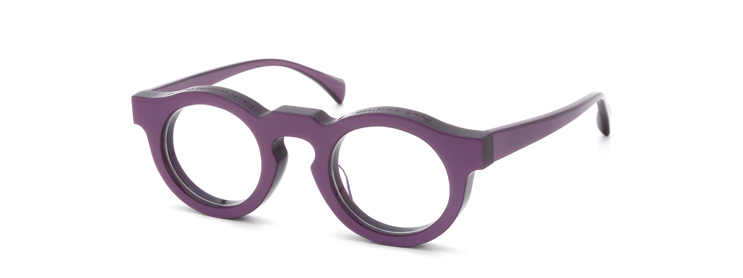 Jacques Durand Plus is + 166(PAQUES) col.PURPLE全体像