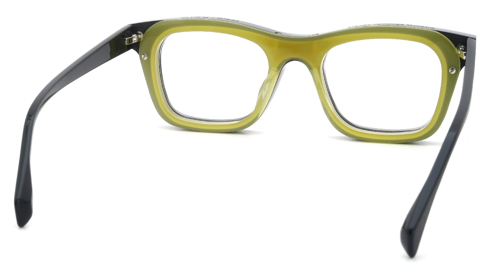 Jacques Durand Plus is + 234(INTRADOS) col.002 HM-black yellow 7
