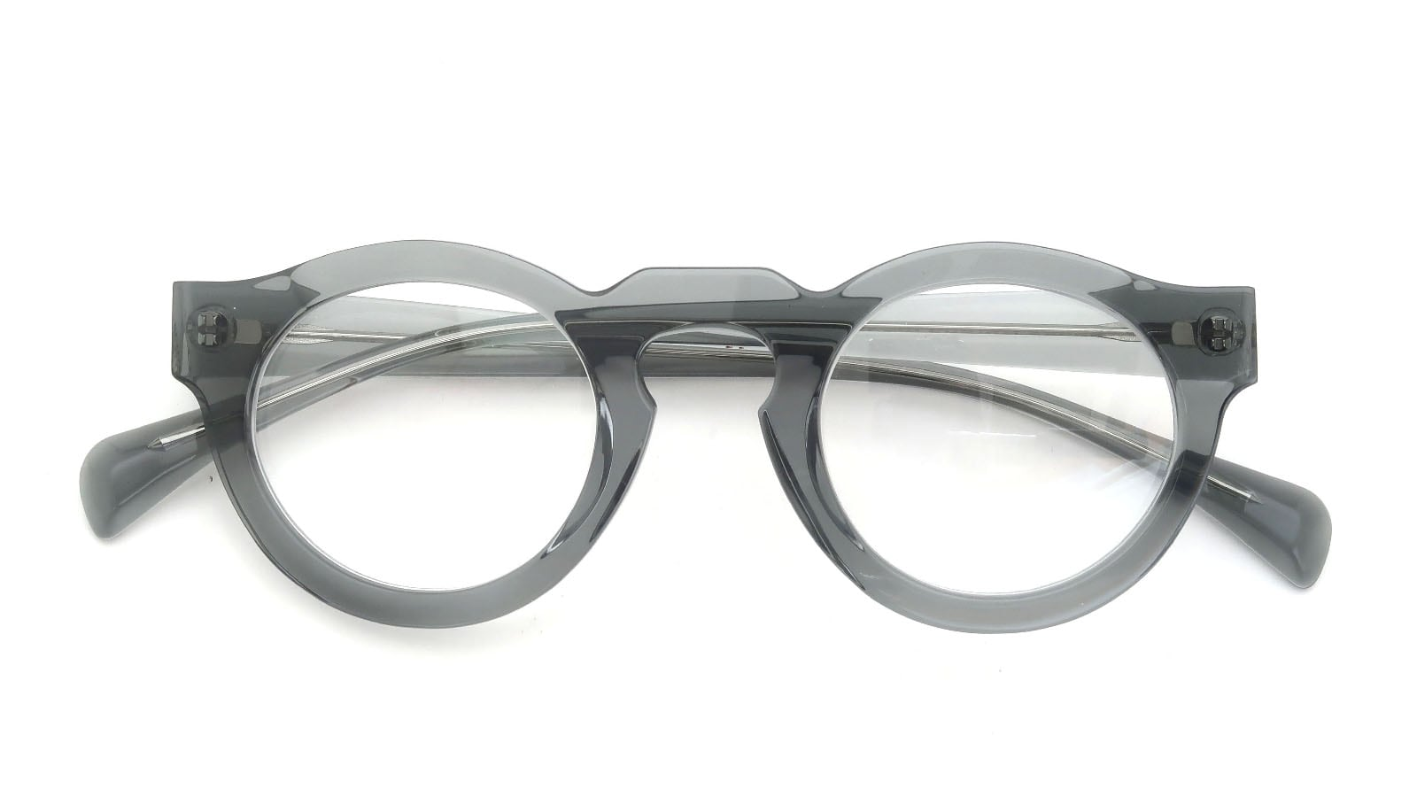 Jacques Durand PAQUES 106 col.151 Glossy-Grey 折り畳み詳細