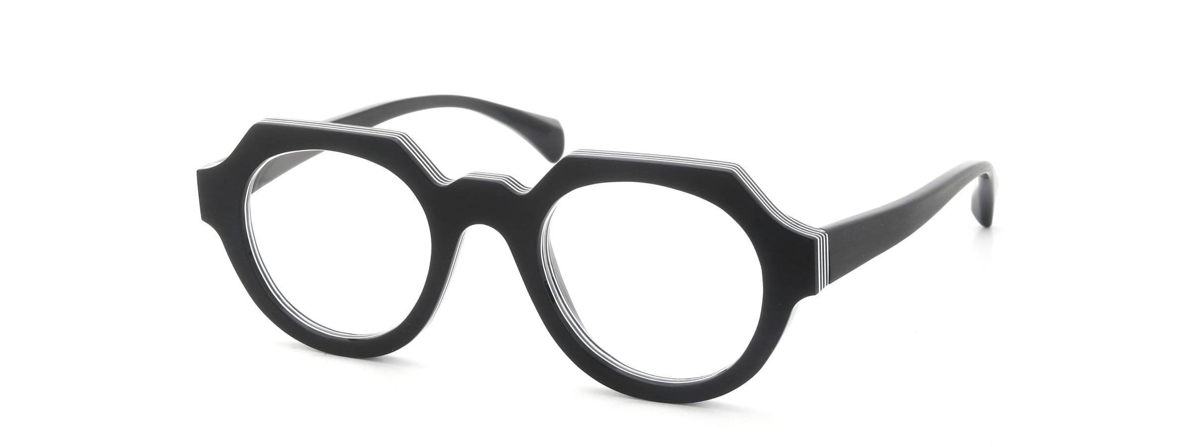 Jacques durand PRASLIN 248 col.142 HM-BLACK/Black and white layer全体像