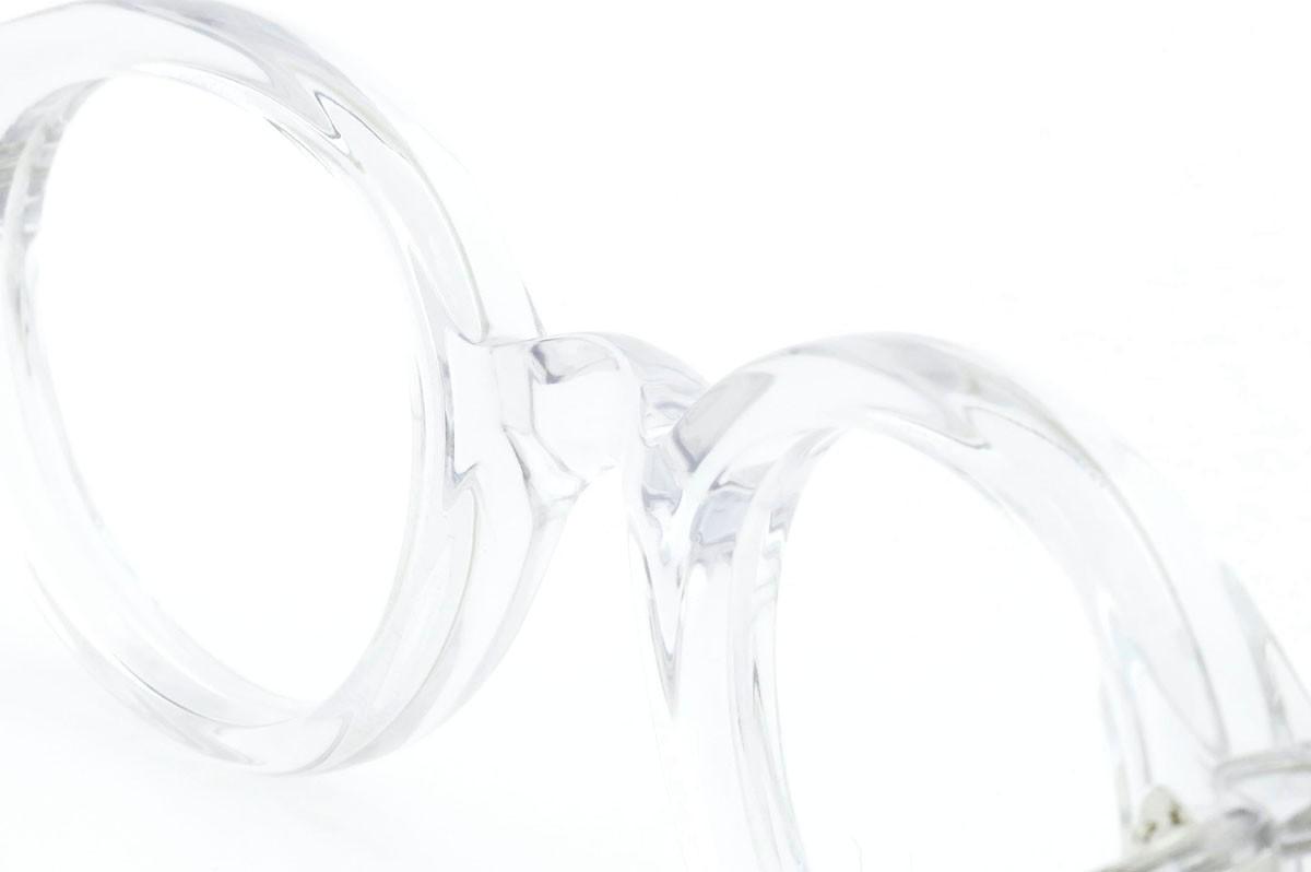 Lesca Lunetier La Corb's (v2) 生産終了 col.Crystal/クリスタル 8