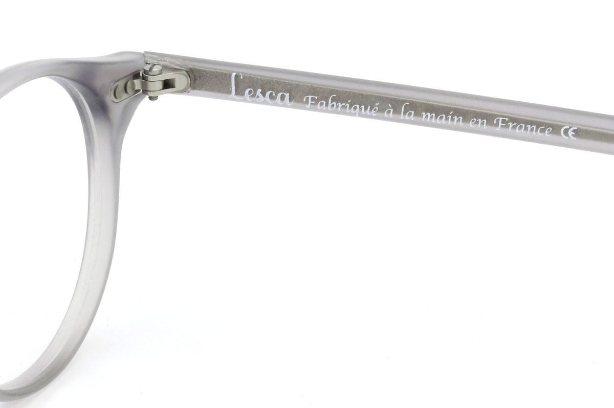 Lesca Lunetier P.18 L.841 Matte Grey/マットグレー 10