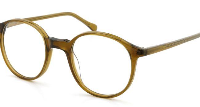 向井理さんがドラマ「神の舌を持つ男」で使用しているメガネ Lesca Mod.P.5 col.Cognac