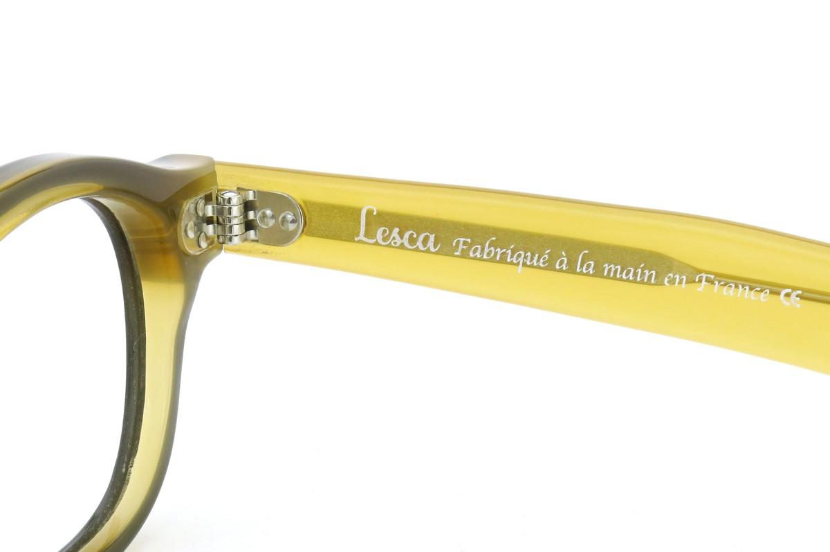 Lesca Lunetier mod.PO.80  col.240 Black/Yellow-clear 10