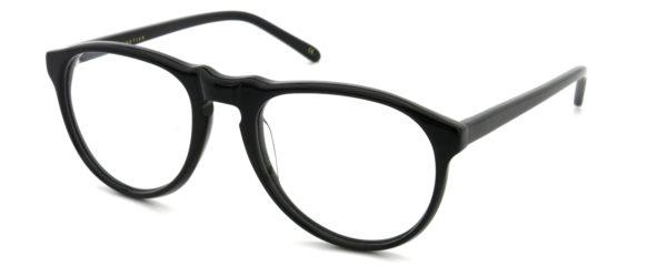 Lesca レスカ メガネ Mod.Lino V Col.100 Black