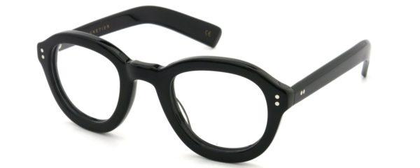 Lesca レスカ メガネ mod.P43 col.100 Black
