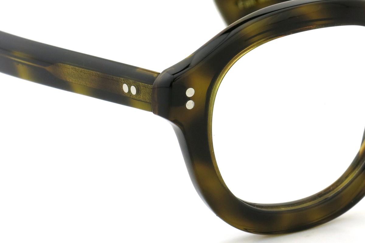 Lesca Lunetier mod.P43 col.8906 Olive Demi 5