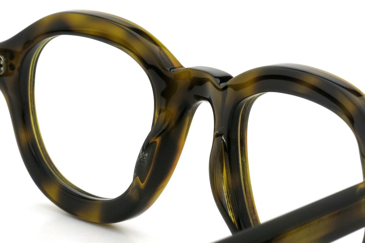 Lesca Lunetier mod.P43 col.8906 Olive Demi 8