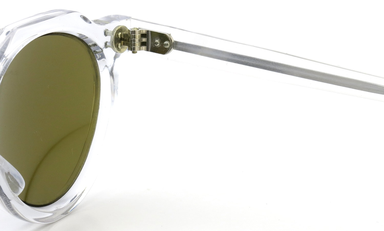 Lesca  Vintage Crown Panto type-A Clear 6mm (v2) 10