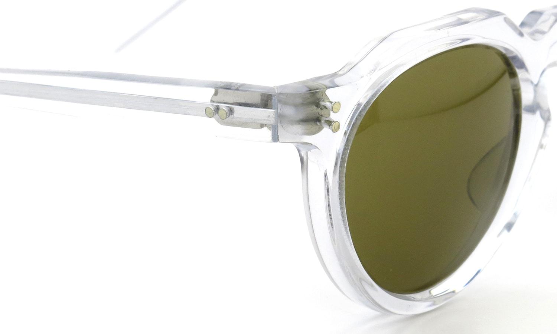 Lesca  Vintage Crown Panto type-A Clear 6mm (v2) 5