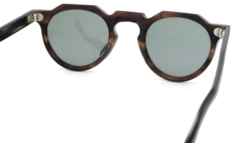 Lesca Vintage Crown-Panto type-A Brown-sasa/Grey-sasa 6mm (v3) 7