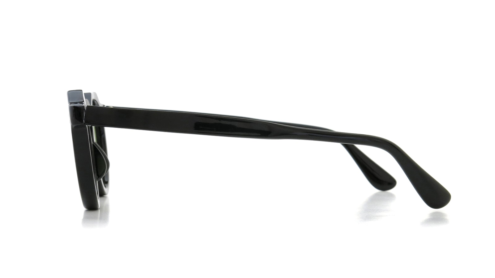 Lesca Vintage Crown-Panto type-A Black 6mm (v14) 3