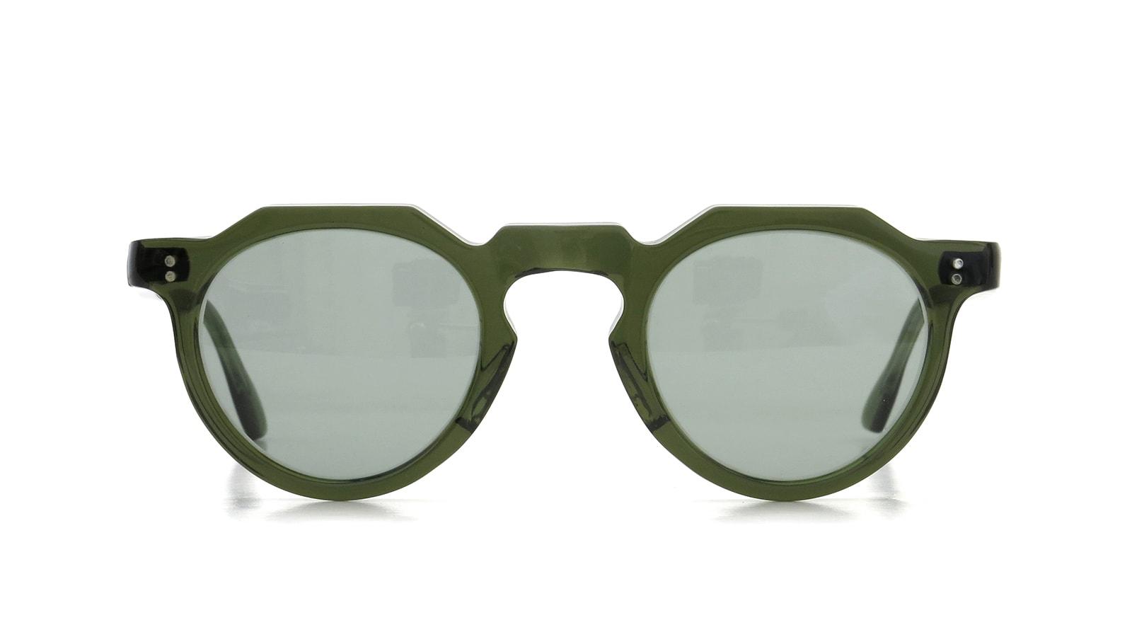 Lesca Vintage Crown-Panto type-A Green 6mm (v4) 2