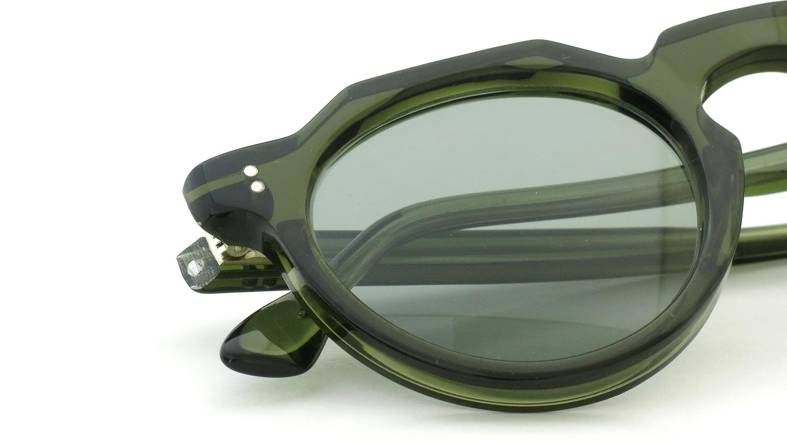 Lesca Vintage Crown-Panto type-A Green 6mm (v4) 5
