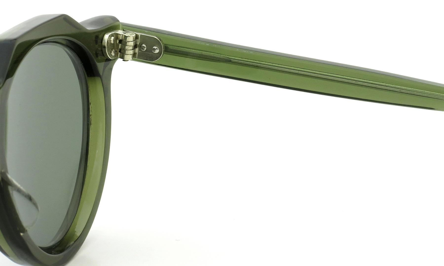Lesca Vintage Crown-Panto type-A Green 6mm (v5) 11
