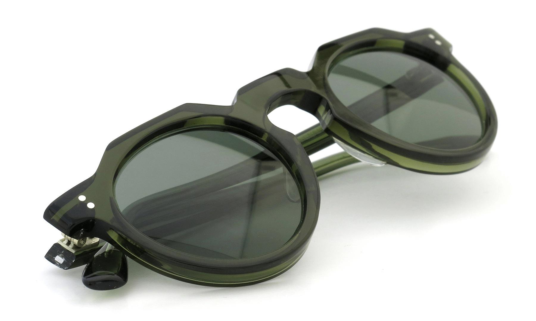 Lesca Vintage Crown-Panto type-A Green 6mm (v5) 12