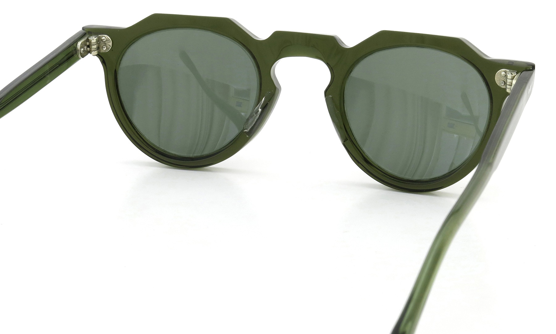 Lesca Vintage Crown-Panto type-A Green 6mm (v5) 7