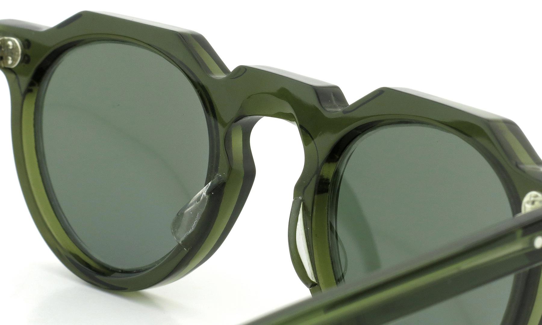 Lesca Vintage Crown-Panto type-A Green 6mm (v5) 8